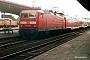 "LEW 20139 - DB Regio ""143 256-6"" 21.08.1999 - EberswaldeManfred Uy"