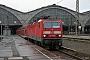 "LEW 20139 - DB Regio ""143 256-6"" 06.11.2012 - Leipzig, HauptbahnhofTorsten Frahn"