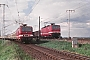 """LEW 20143 - DR """"243 260-7"""" 22.05.1988 - LalendorfMichael Uhren"""