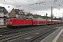 "LEW 20146 - DB Regio ""143 263"" 02.01.2015 - Koblenz, HauptbahnhofLeo Stoffel"