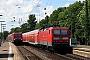 """LEW 20150 - DB Regio """"143 267"""" 18.05.2009 - Mainz-BischofsheimJens Böhmer"""