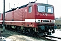"""LEW 20157 - DB AG """"143 274-9"""" 17.03.1996 - Stralsund, BahnbetriebswerkErnst Lauer"""