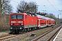 """LEW 20159 - DB Regio """"143 276-4"""" 13.04.2012 - FlintbekJens Vollertsen"""