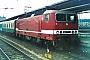 """LEW 20160 - DB AG """"143 277-2"""" 17.03.1996 - Stralsund, HauptbahnhofErnst Lauer"""