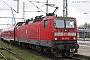 "LEW 20160 - DB Regio ""143 277-2"" 14.03.2002 - Rostock, HauptbahnhofDieter Römhild"