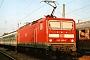 """LEW 20163 - DB Regio """"143 280-6"""" 26.08.2001 - KarlsruheGildo Scherf"""