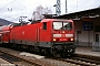"""LEW 20163 - DB Regio """"143 280-6"""" 12.01.2008 - Bingen (Rhein)Dieter Römhild"""