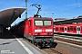 """LEW 20163 - DB Regio """"143 280"""" 06.09.2012 - Koblenz, HauptbahnhofDieter Römhild"""