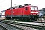 """LEW 20163 - DB Regio """"143 280-6"""" 04.06.2001 - Ludwigshafen, BetriebswerkErnst Lauer"""