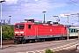 """LEW 20163 - DB Regio """"143 280-6"""" 28.05.2004 - Bingen (Rhein)Robert Steckenreiter"""