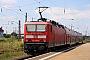 """LEW 20166 - DB Regio """"143 283-0"""" 15.07.2008 - NordhausenJens Böhmer"""