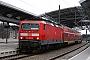 "LEW 20166 - DB Regio ""143 283-0"" 24.03.2009 - Erfurt, HauptbahnhofJens Böhmer"