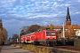 """LEW 20166 - DB Regio """"143 283-0"""" 04.11.2015 - Chemnitz-GrünaJohannes Mühle"""