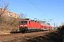 "LEW 20168 - DB Regio ""143 285-5"" 07.03.2011 - Leipzig, Stuttgarter AlleeDaniel Berg"