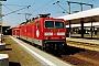 """LEW 20169 - DB Regio """"143 286-3"""" 27.03.2002 - Mannheim, HauptbahnhofWolfram Wätzold"""