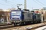 "LEW 20169 - RBH Logistics ""106"" 02.04.2010 - Dresden, HauptbahnhofSylvio Scholz"