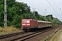 """LEW 20171 - DB Regio """"143 288-9"""" 22.07.2009 - Hohen Neuendorf, WestJohannes Fielitz"""