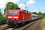 "LEW 20173 - DB Regio ""143 290-5"" 06.06.2004 - FriedelhausenDieter Römhild"
