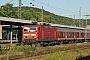 "LEW 20174 - DB Regio ""143 291-3"" 13.06.2009 - EisenachJohannes Fielitz"