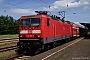 "LEW 20176 - DB Regio ""143 293-9"" 21.07.2009 - SangerhausenDieter Römhild"