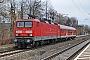 """LEW 20178 - DB Regio """"143 295-4"""" 05.04.2013 - FlintbekJens Vollertsen"""