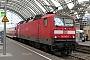 """LEW 20189 - DB Regio """"143 365-5"""" 19.08.2009 - Dresden, HauptbahnhofJörn Pachl"""