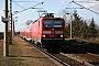"""LEW 20189 - DB Regio """"143 365-5"""" 27.02.2010 - Radebeul, Bahnhof WestSylvio Scholz"""