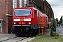 """LEW 20190 - DB Regio """"143 366-3"""" 08.09.2001 - Dessau, AusbesserungswerkOliver Wadewitz"""