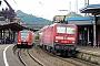 """LEW 20190 - DB Regio """"143 366-3"""" 30.07.2011 - VölklingenErnst Lauer"""