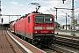 """LEW 20192 - DB Regio """"143 368-9"""" 14.10.2011 - Dresden, HauptbahnhofWolfram Wätzold"""