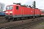 """LEW 20193 - DB Regio """"143 369-7"""" 06.01.2005 - Darmstadt-KranichsteinErnst Lauer"""