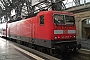 """LEW 20194 - DB Regio """"143 370-5"""" 11.05.2015 - Dresden, HauptbahnhofHellfried Richter"""