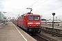 """LEW 20196 - DB Regio """"143 802"""" 25.10.2011 - Stuttgart, HauptbahnhofOliver Hoffmann"""