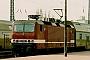 """LEW 20198 - DR """"143 804-3"""" 25.02.1992 - Dresden, HauptbahnhofWolfram Wätzold"""