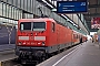 """LEW 20198 - DB Regio """"143 804-3"""" 20.11.2007 - Stuttgart, HauptbahnhofRobert Steckenreiter"""
