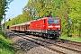 "LEW 20199 - DB Regio ""143 805-0"" 06.05.2011 - bei BokelholmJens Vollertsen"