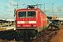 """LEW 20200 - DB Regio """"143 806-8"""" 17.02.2001 - Nürnberg, HauptbahnhofFlorian Schmidt"""