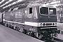 """LEW 20203 - DR """"243 809-1"""" 25.08.1988 - Leipzig, HauptbahnhofWolfram Wätzold"""