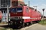"""LEW 20203 - DB Regio """"143 809-2"""" 08.04.2000 - Cottbus, BetriebswerkOliver Wadewitz"""