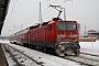 """LEW 20203 - DB Regio """"143 809-2"""" 15.01.2010 - CottbusFranz Grüttner"""