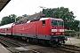 """LEW 20203 - DB Regio """"143 809-2"""" 13.08.2010 - CalauJörn Pachl"""