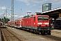 "LEW 20204 - DB Regio ""143 810-0"" 24.07.2009 - Freiburg (Breisgau), HauptbahnhofJohannes Fielitz"