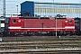 """LEW 20206 - DB AG """"143 812-6"""" 02.03.1997 - Mannheim, BetriebswerkErnst Lauer"""