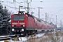 """LEW 20206 - DB Regio """"143 812-6"""" 02.01.2009 - Lübbenau (Spreewald)Hannes Müller"""
