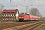 """LEW 20206 - DB Regio """"143 812-6"""" 07.04.2011 - Guben SüdFrank Gutschmidt"""