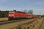 """LEW 20206 - DB Regio """"143 812-6"""" 03.03.2012 - AhrensdorfSebastian Schrader"""