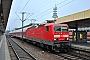"""LEW 20263 - DB Regio """"143 813-4"""" 13.12.2008 - Hannover, HauptbahnhofMario Fliege"""