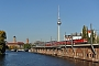 """LEW 20263 - DB Regio """"143 813-4"""" 20.10.2009 - Berlin, JannowitzbrückeSebastian Schrader"""