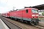 """LEW 20264 - DB Regio """"143 814-2"""" 28.04.2014 - RiesaErnst Lauer"""