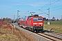 """LEW 20264 - DB Regio """"143 814-2"""" 08.03.2015 - Glauchau-NiederlungwitzFelix Bochmann"""